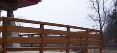 balkony z drewna i metalu - Szukaj w Google