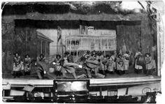 The Minstrel Show, Cairo, Illinois Circa 1920