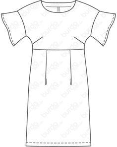 Schnittmuster Kleid 06/2018 #123