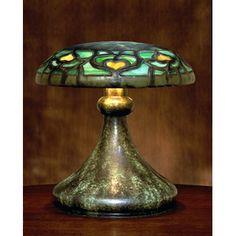 Vase-Kraft Table Lamp Date: 1915-1918 Artist: Fulper Pottery Company