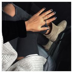 On the run  #ALEXMIKA Becca & Zig Zag #Ring  alexmikajewelry.com