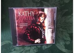 Lonesome Standard Time by Kathy Mattea (CD, Jun-2000, Mercury) -Free Shipping $7.97