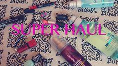 SUPER HAUL (Mac, Nars,Loreal,Pantene,Parfois,Pimkie,Astor,Maybelline...)