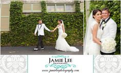 8th Avenue South | Naples Wedding Photographer | Jamie Lee Photography | Outdoor Portraits of Bride and Groom