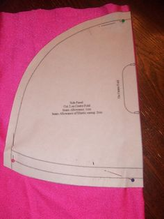 how to sew a roller derby helmet panty