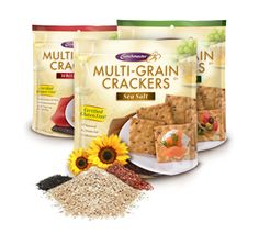 ... Favorites on Pinterest | Gluten free crackers, Crackers and Baked rice