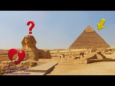 Rays reveal mysterious void in Egypt's Great Pyramid - YouTube