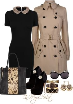 """""""For The Office - #8"""" by in-my-closet ❤ liked on Polyvore"""