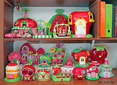 vintage strawberry shortcake characters - Google Search