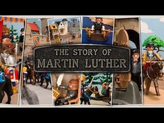 Reformation Day, October 31st. The Story of Martin Luther (Playmobil Animation) - YouTube