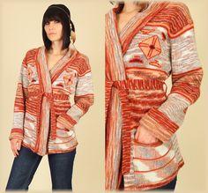 70's navajo sweater