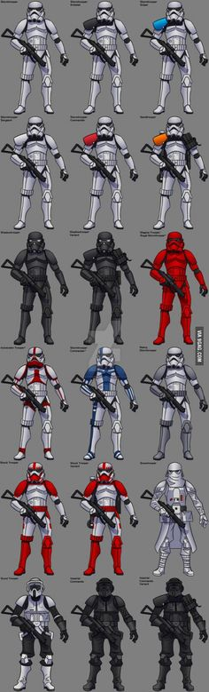 Favorite trooper armor?