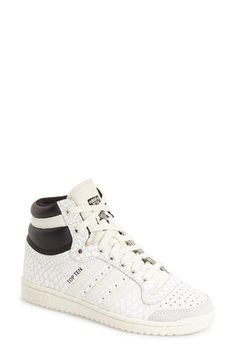 adidas 'Top Ten Hi' High Top Sneaker (Women) available at #Nordstrom