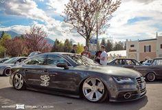 Audi A7 Stance