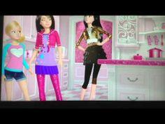 Barbie Life in the Dreamhouse Season 5 - Barbie Trapped in the Dreamhous...