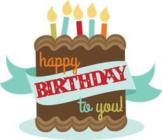 Happy Birthday To You! Happy Birthday To You! SVG birthday cake svg file birthday girl svg file svg files for scrapbooking Happy Birthday Png, Happy Birthday Status, Birthday Clipart, Happy Birthday Greetings, Birthday Fun, Birthday Cake, Birthday Board, Birthday Wishes And Images, Happy Birthday Pictures