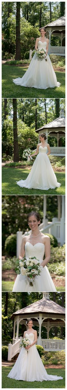 Erin's Cape Fear Botanical Garden bridal session, Fayetteville NC, Will Greene Photography