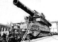 Eisenbahngeschütz Dora