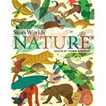 (Tiger Tales-360 Degrees) Delve into the natural world with this beautifully illustrated book of wordless nature stories.