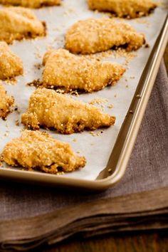 Check out what I found on the Paula Deen Network! Sesame Chicken Strips http://www.pauladeen.com/recipes/recipe_view/sesame_chicken_strips