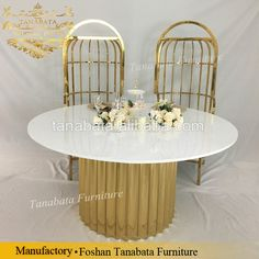 Modern design sun shape stainless steel base mdf top round center wedding table, View mdf center table, Tanabata Product Details from Foshan Hardware Funiture Co., Ltd. on Alibaba.com Stainless Steel Table, Tanabata, Center Table, Wedding Table, Modern Design, Dining Table, Hardware, Base, Shapes