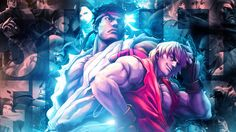 street fighter screensavers backgrounds