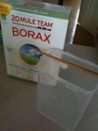 > Borax crystal snowflakes - happy birdycake