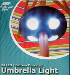 Battery Operated String Lights For Outdoor Umbrella : 1000+ images about Patio Umbrella Lighting on Pinterest Umbrella lights, Patio umbrellas and ...