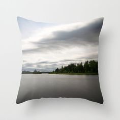 Nature Pillow Pillow Cover Boundary Waters by HeartlandPhotoBySJW