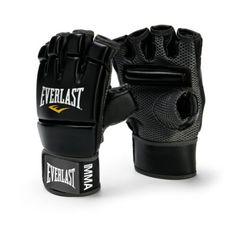 Everlast MMA Kick Boxing Training Gloves Fight Wrist Wraps Kickboxing Gear New