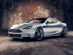 """Aston Martin DBS 2010"" by Vahid Montazeri"