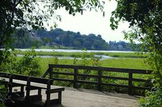 North Carolina Arboretum Photo Guide, Asheville NC