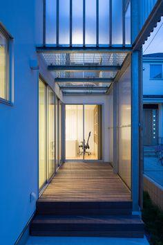 Photograph: Takumi Ota. House K / Yuji Kimura Design / 2014