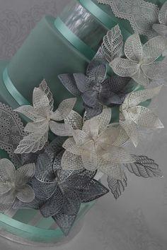 Fantasy+Flower+3D+Lace+Mat+-+Cake+Lace+Mat+By+Claire+Bowman