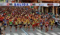 La 15 K de Massamagrell supera su récord de inscritos con más de 5.000 participantes en su edición 2014