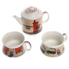 "colette PADDINGTON ""Tea for two"" set"