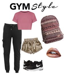 """""""Gym Style"""" by elvirasalvatore on Polyvore featuring NIKE and Billabong"""