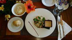 Recette polynésienne, Mahi mahi sauce vanille... hmmm