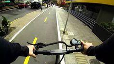 EcoReco M3 Electric Scooter @ Bogota, Colombia