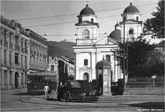 LOS TRANVÍAS DE #COLOMBIA 1920