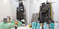 cool Intelsat confident in Ariane 5 to launch two critical satellites