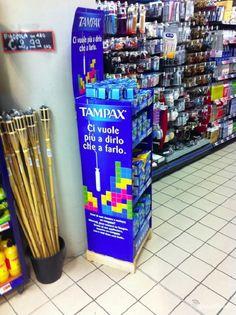 Tetris Tampon