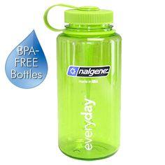 nalgene water bottle :)