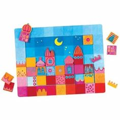 1001 Nights Magnetic Arranging Game | HABA USA