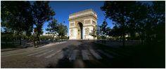 Photo: Arc de Triomphe (Place de l'Etoile)