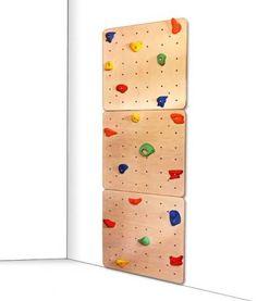 Znalezione obrazy dla zapytania ścianka wspinaczkowa dla dzieci w domu Kids Rock Climbing, Rock Climbing Holds, Dollhouse Kits, Wooden Dollhouse, Gymnastics Mats, Pull Up Bar, Wall Bar, Sports Gifts, Handmade Wooden