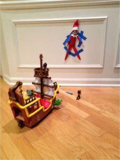 47 Ideas for Your Mischievous Elf on a Shelf