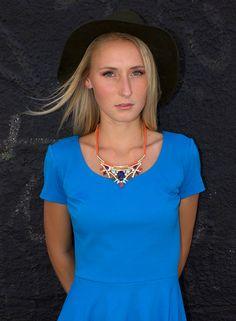 Skater Dress, @swank boutique, $169