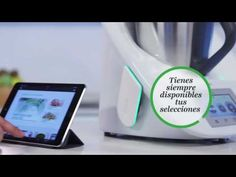 Tutorial Cook-Key  - Cómo funciona el Cook-Key de Thermomix? - YouTube Youtube, Phone, Food Processor, Hacks, Pumpkin, Telephone, Phones, Mobile Phones