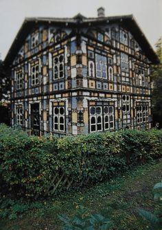 Das Jukerhaus, Lemgo, Germany